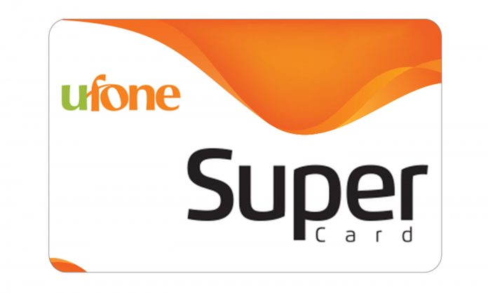 ufone super card