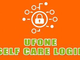 Ufone self care